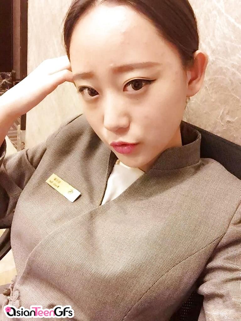Solo Cute Hot Asian Girl