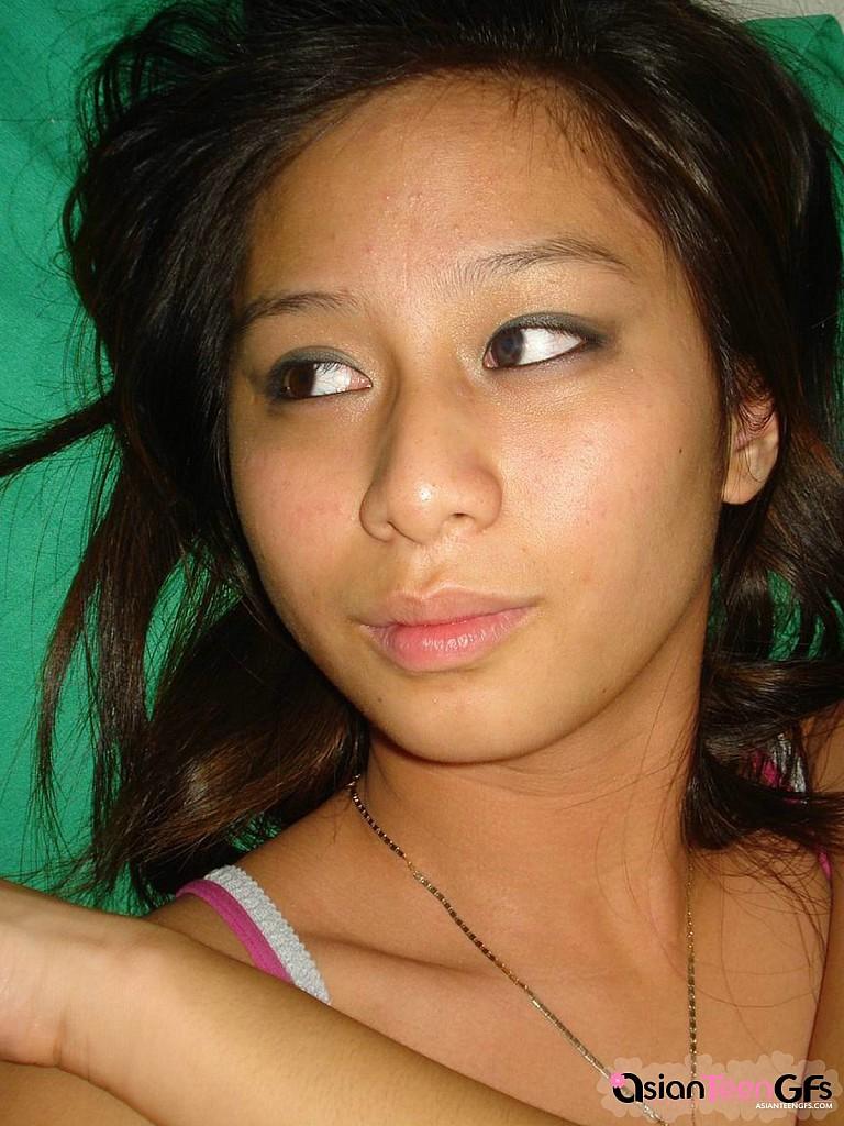 Asian teen homemade porn