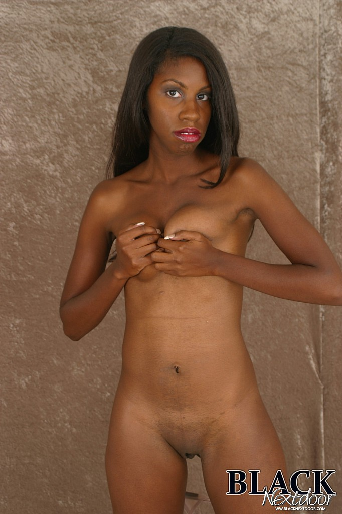 Black girl porn homemade
