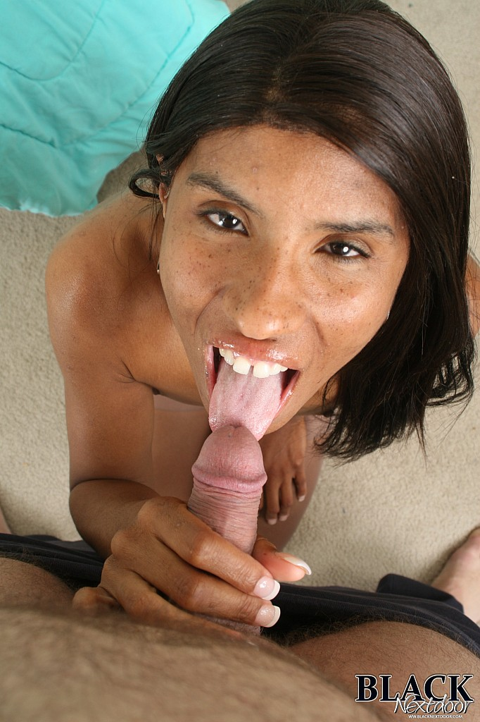 Greatest ebony blowjob