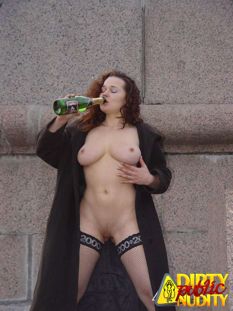 Dirty Public Nudity Hot Amateur Babes Naked In Public-8784