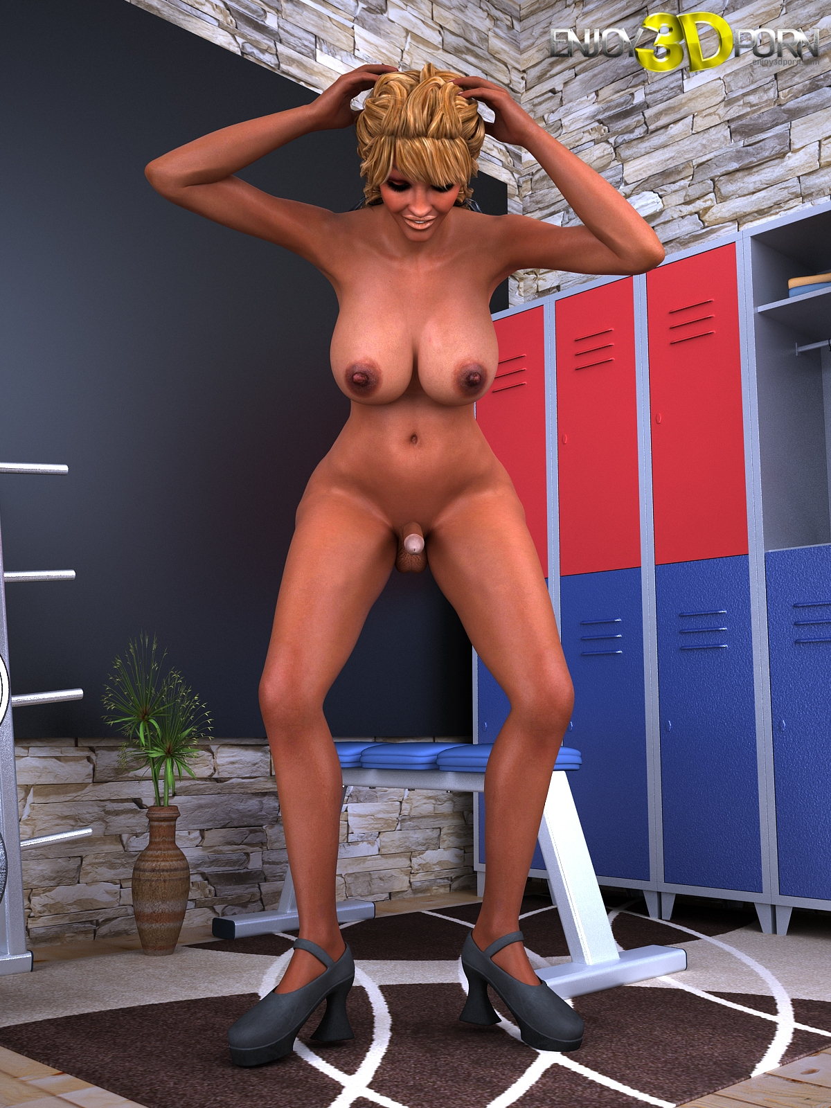 Enjoy 3D Porn Sexy Drawn Girls From Your Dirtiest Fantasies-5590