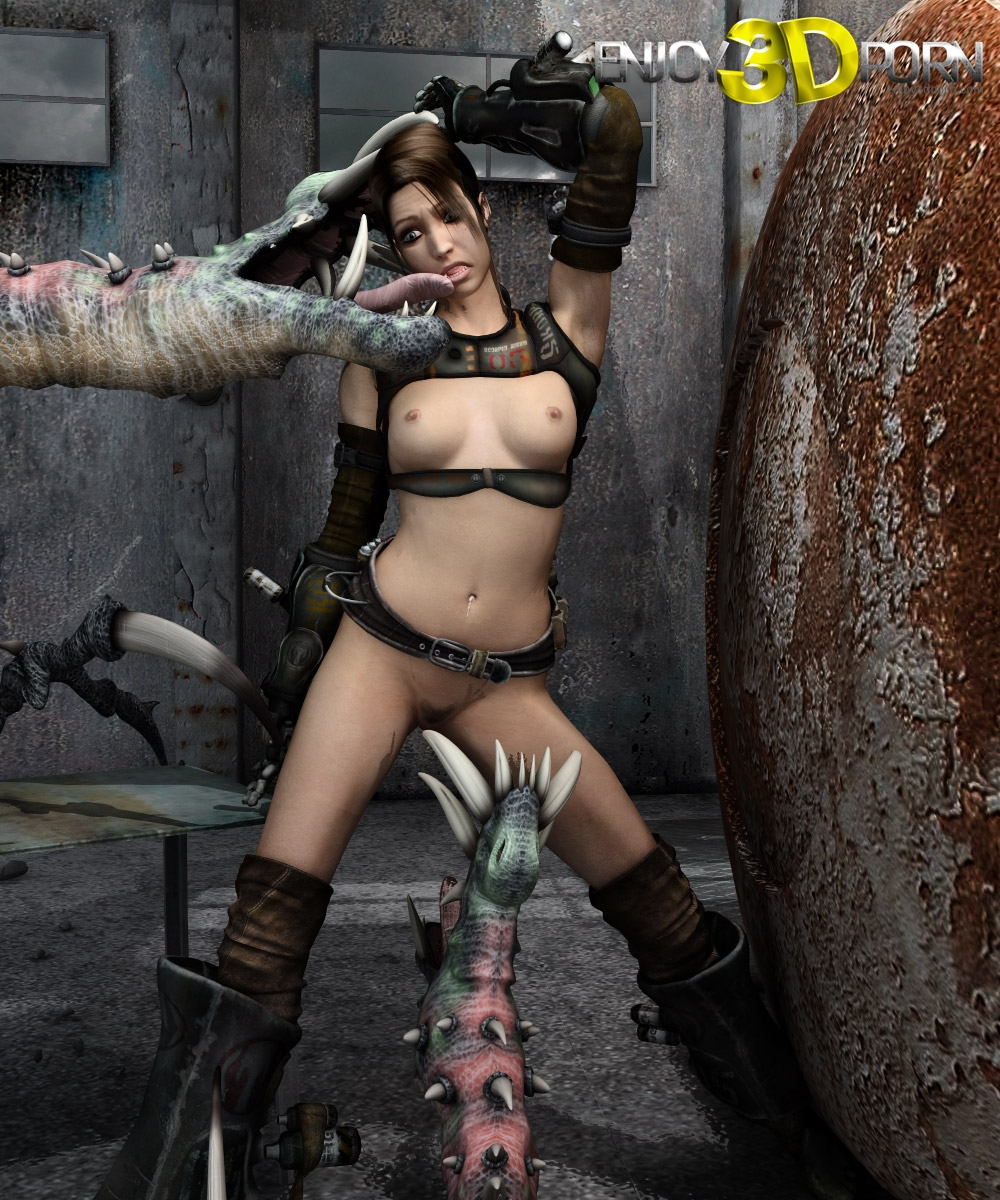 Fucked hard by alien sex picture