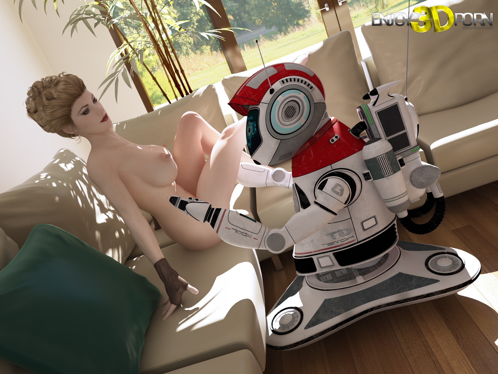 There's no evidence having sex with robots is healthy, report says