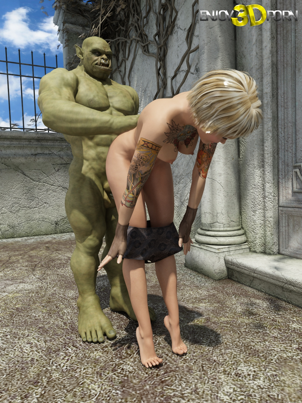 Images ogre sex cartoon image