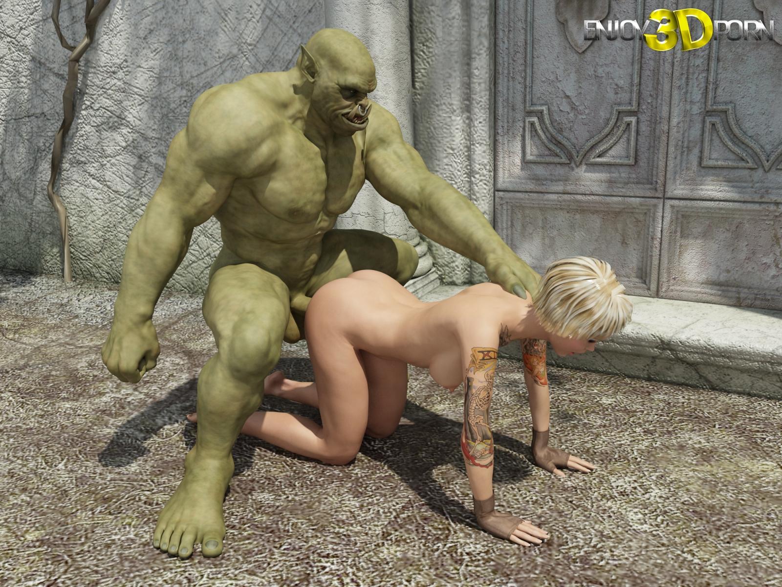 Хуй мутант онлайн, Чернобыльский мужик-мутант натягивает на свою 22 фотография