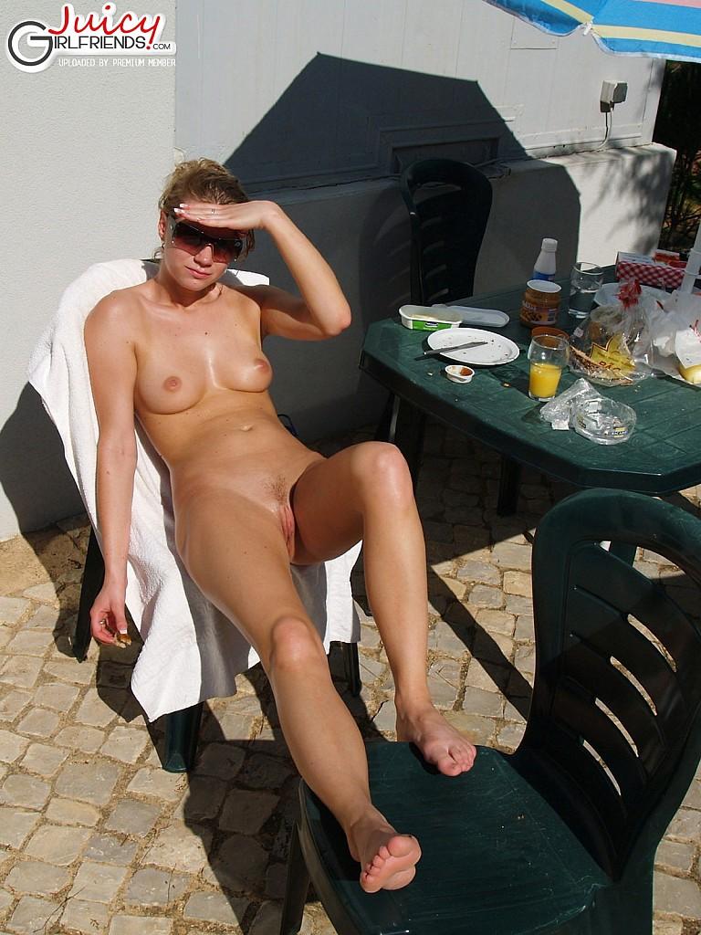 Фото голых жен в отпуске